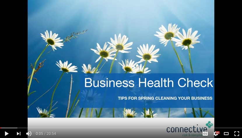 Time to Spring Clean your Business!