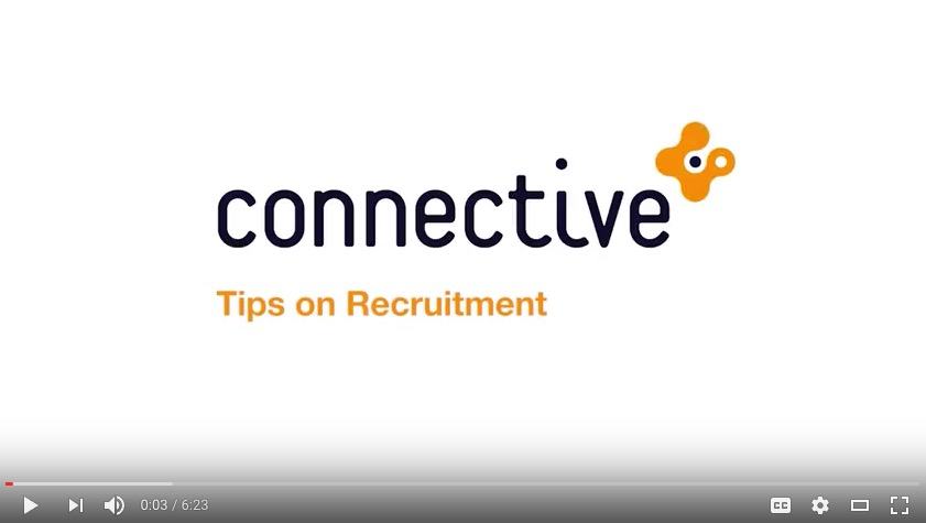 Tips on recruitment